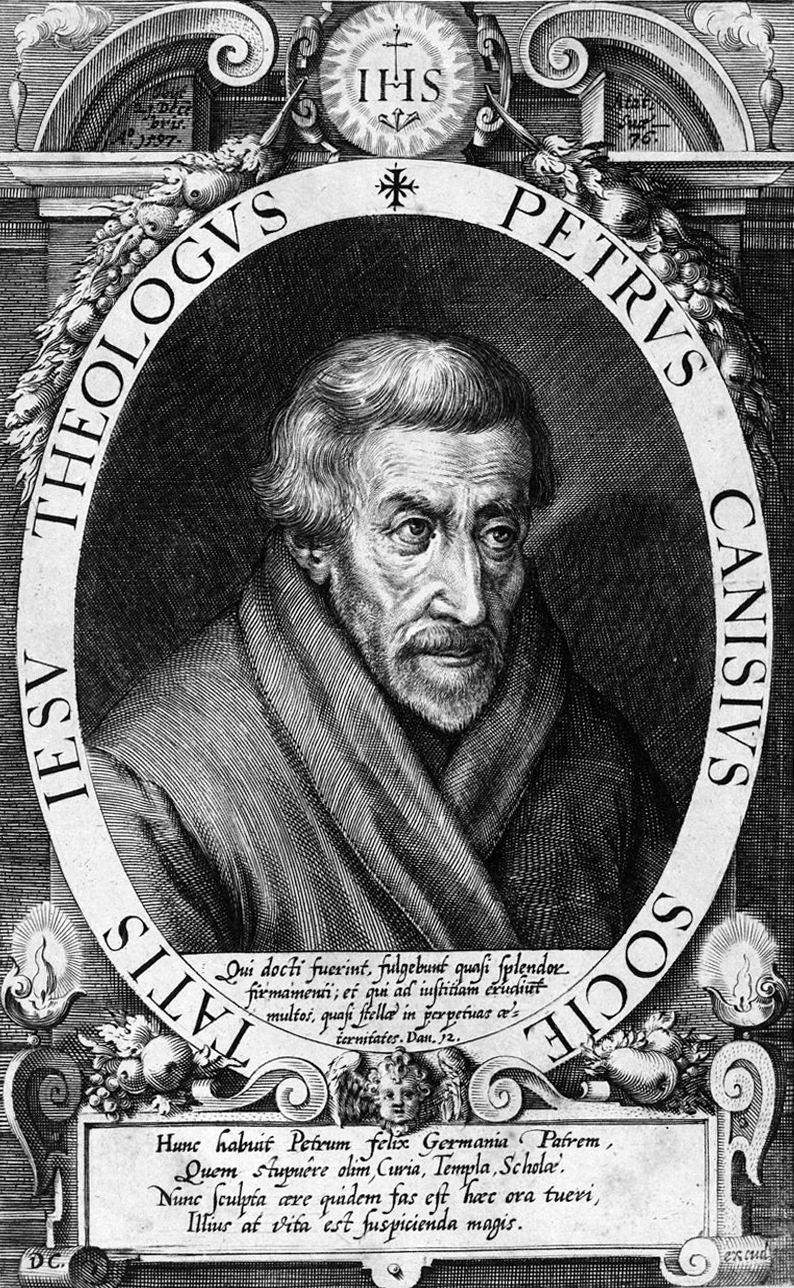 Canisius Petrus