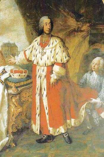 Clemens-August von Bayern