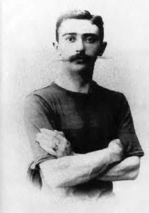 Coubertin Baron Pierre de Olympiade