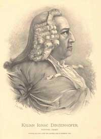 Kilian Ignatz Dientzenhofer