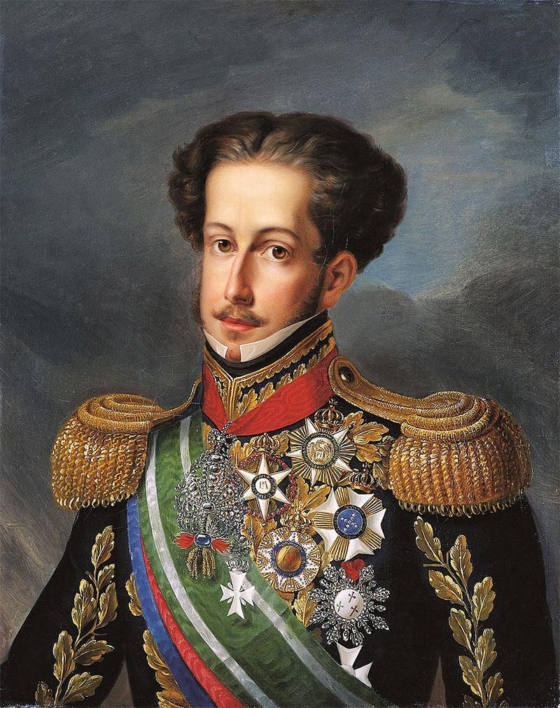 Dom Pedro I. Kaiser von Brasilien