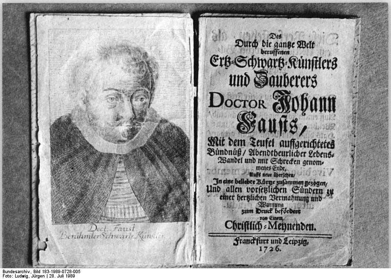 Faust Johann Georg