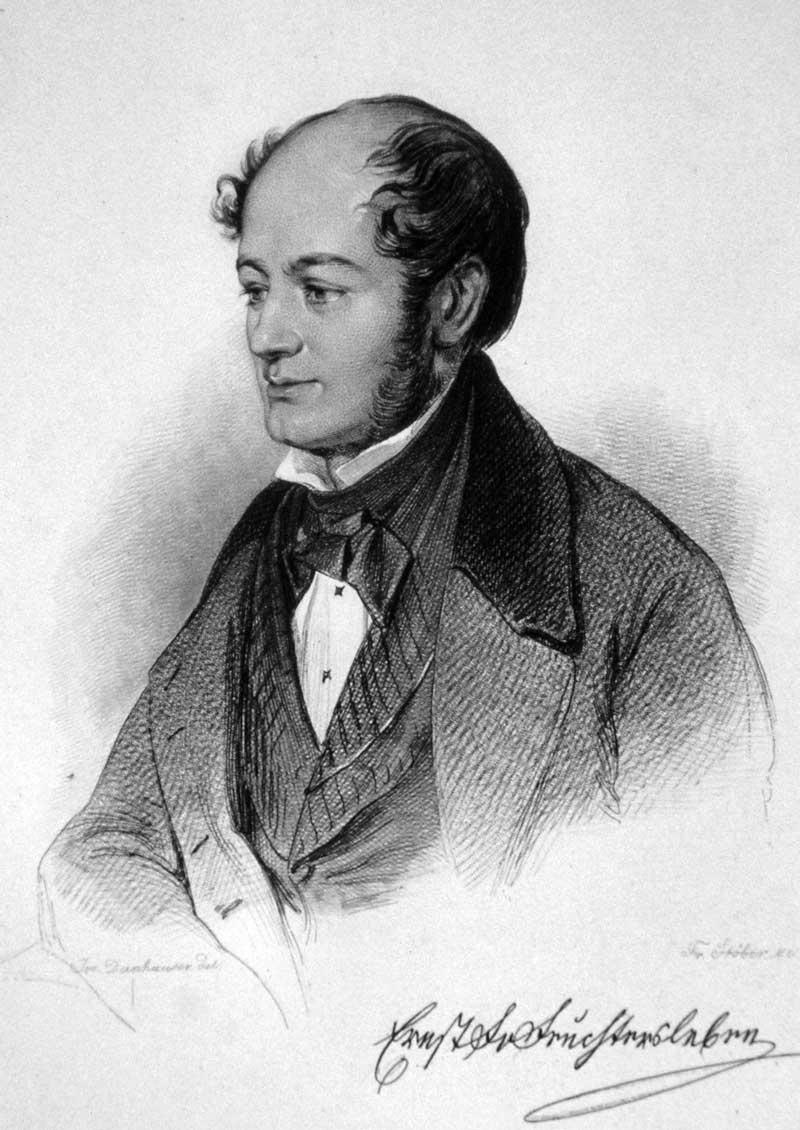 Feuchtersleben Ernst Freiherr von