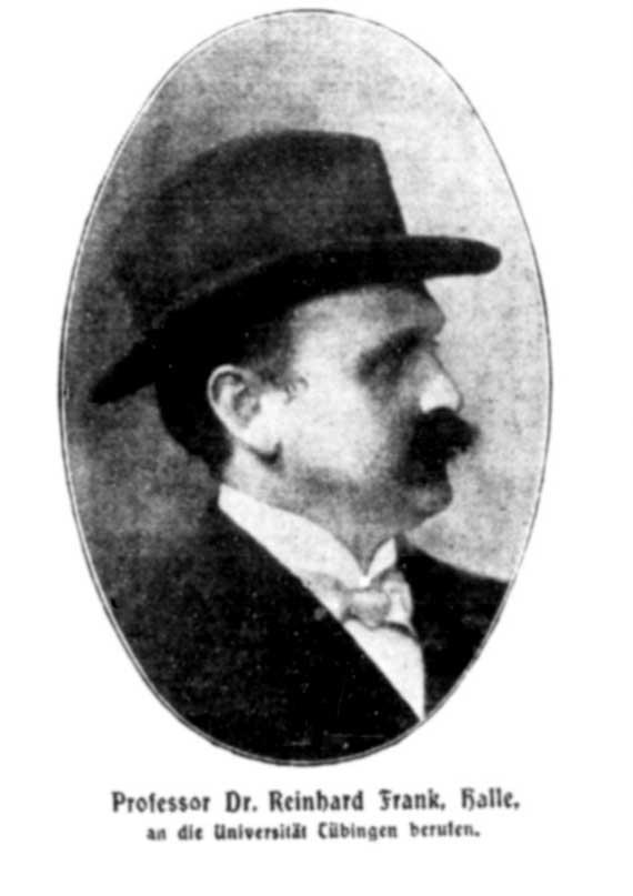 Frank Reinhard von