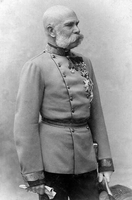 Franz Joseph I. von Österrreich