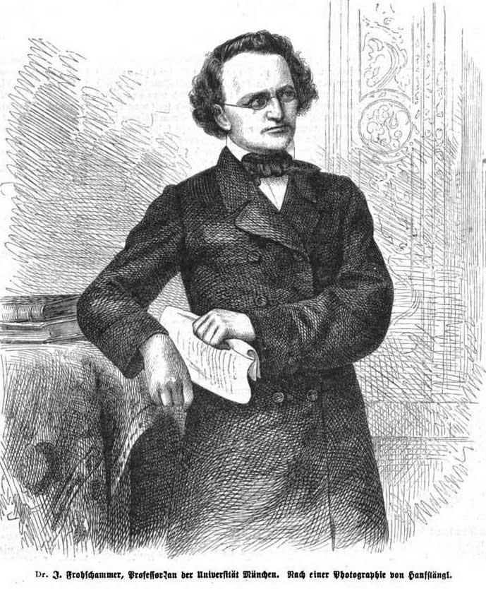 Frohschammer Jakob