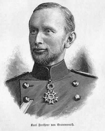 Gravenreuth Karl von