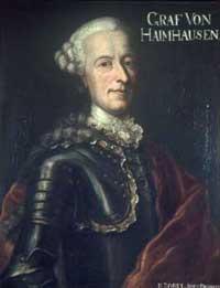 Johann Sigmund Ferdinand Joseph von Haimhausen