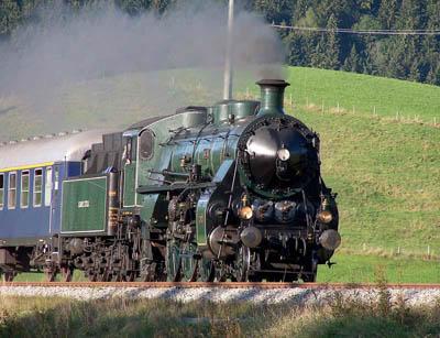 Hammel Anton Dampflokomotive
