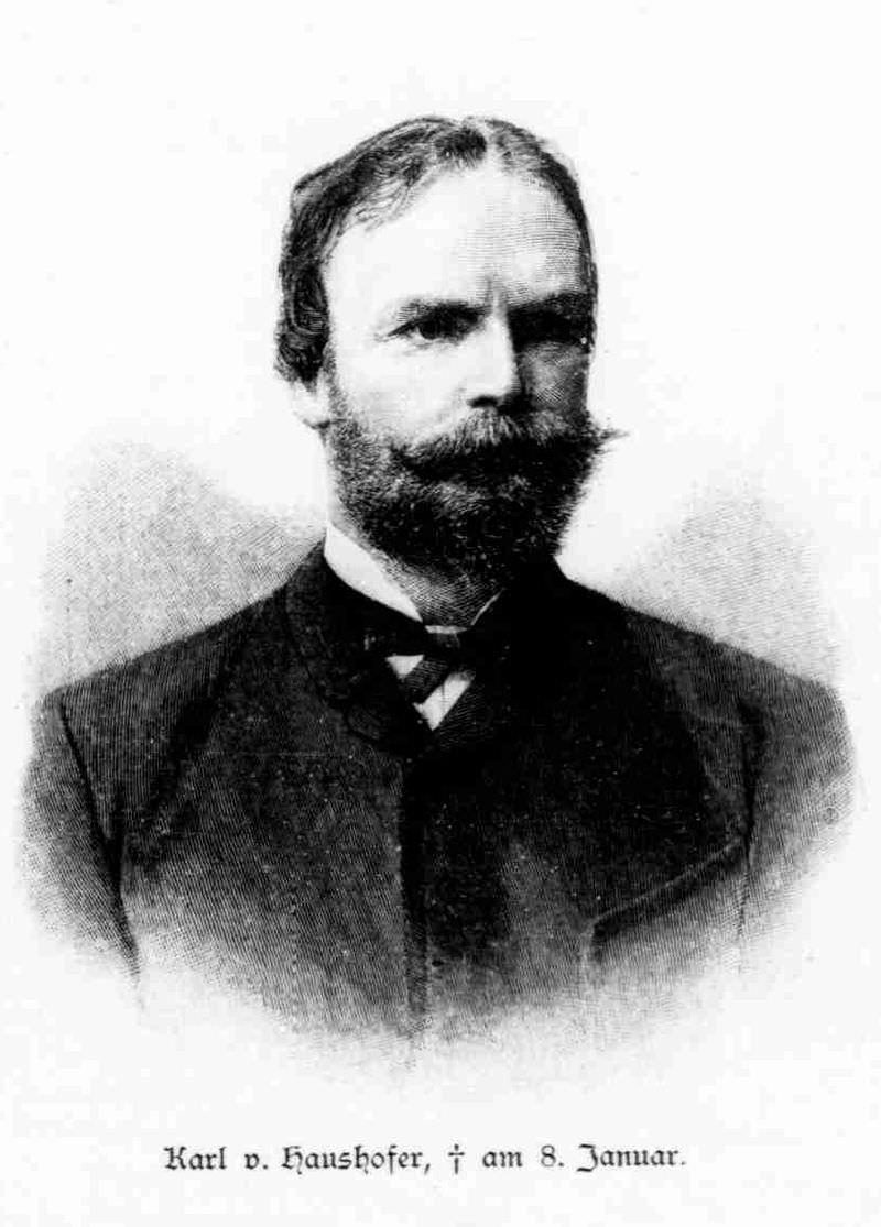 Haushofer Karl