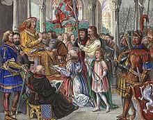 Herzog Albrecht III.
