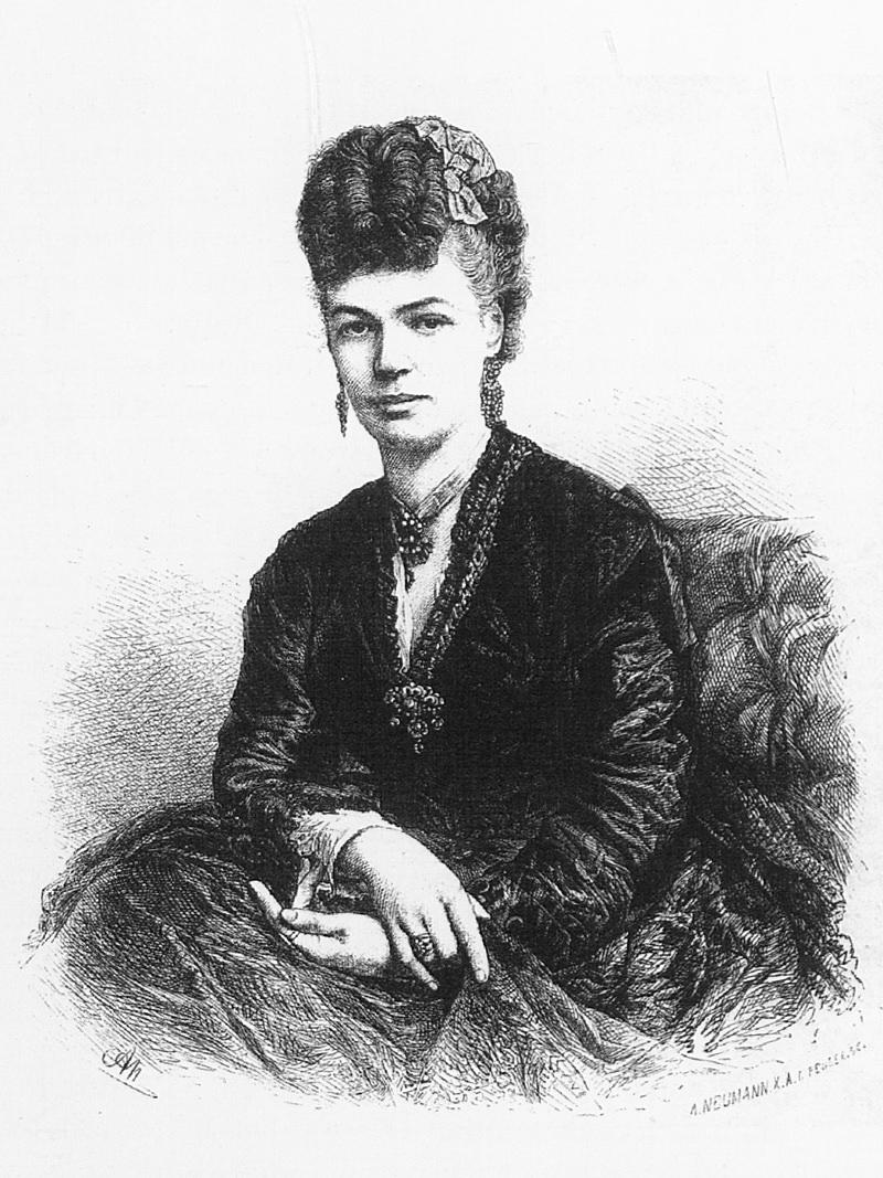 Hillern Wilhelmine von