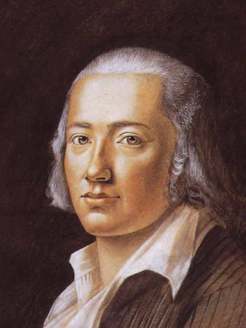 Hölderlin Friedrich