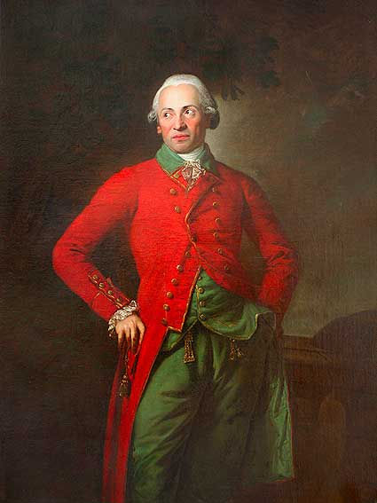 Hofenfels Johann Christian von