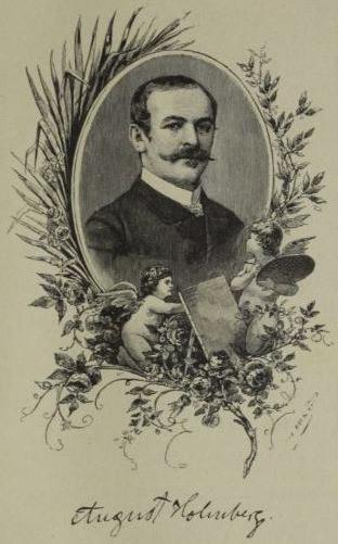 Holmberg August Johann Neue Pinakothek