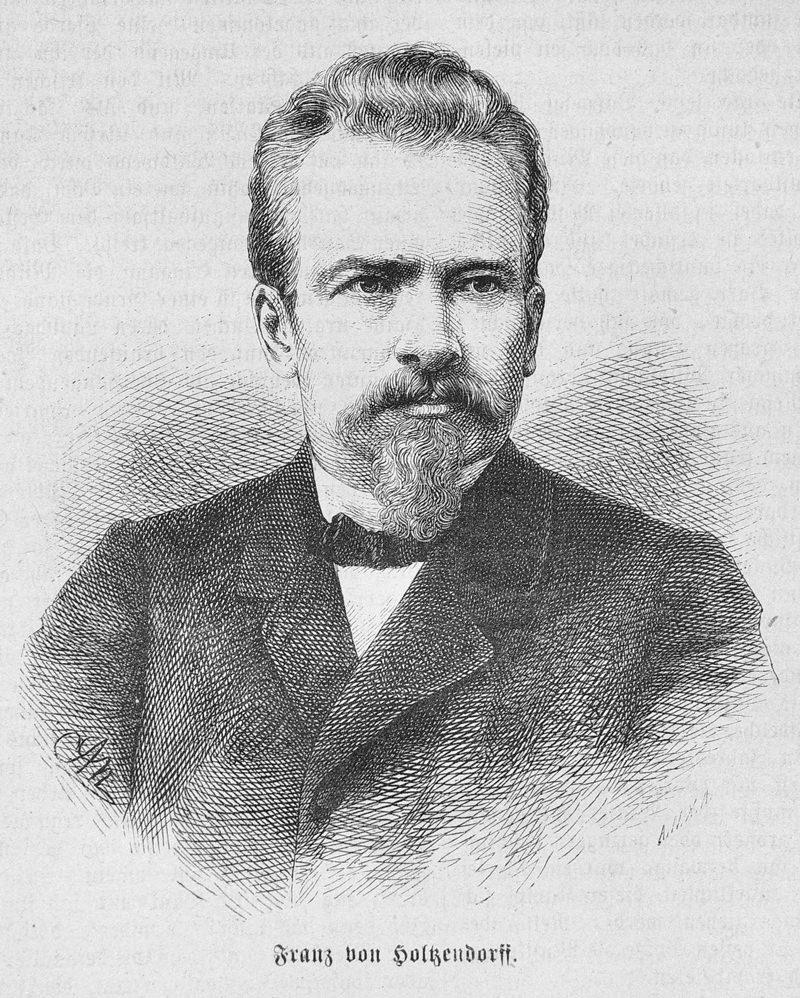Holtzendorff Franz von