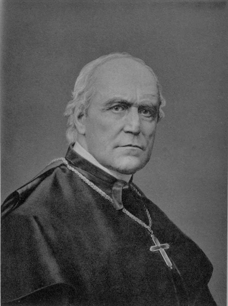 Freiherr von Ketteler Wilhelm Emmanuel Bischof von Mainz, Frankfurter Nationalversammlung