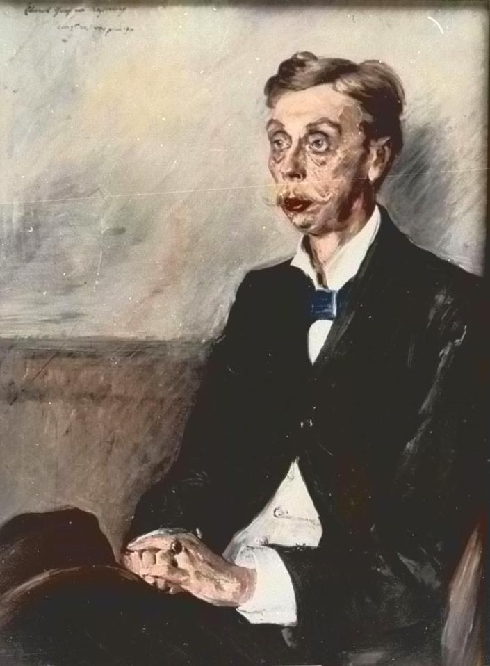 Keyserling Eduard Graf von