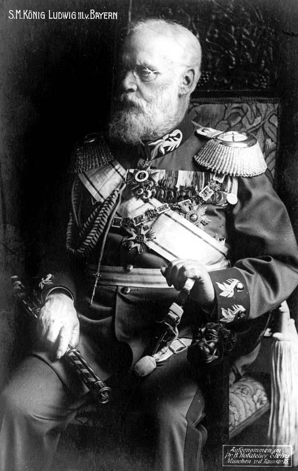 König Ludwig III. von Bayer