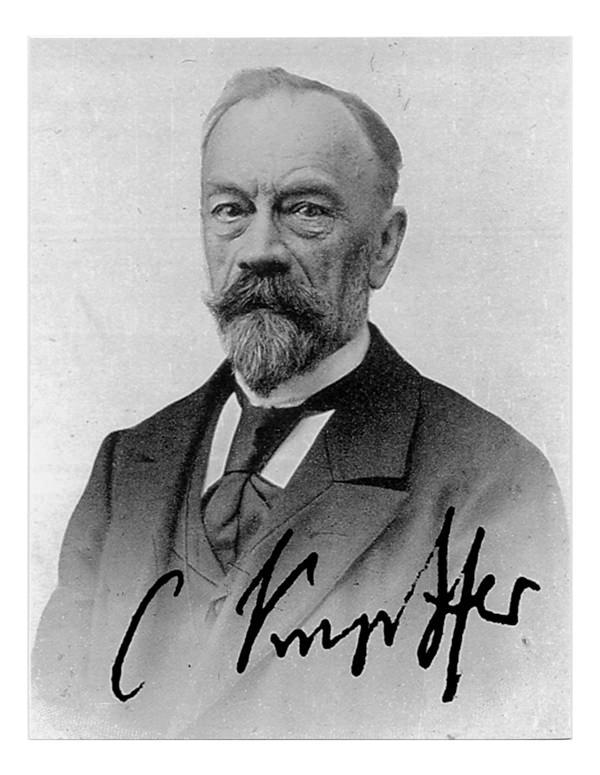 Kupffer Karl Wilhelm von