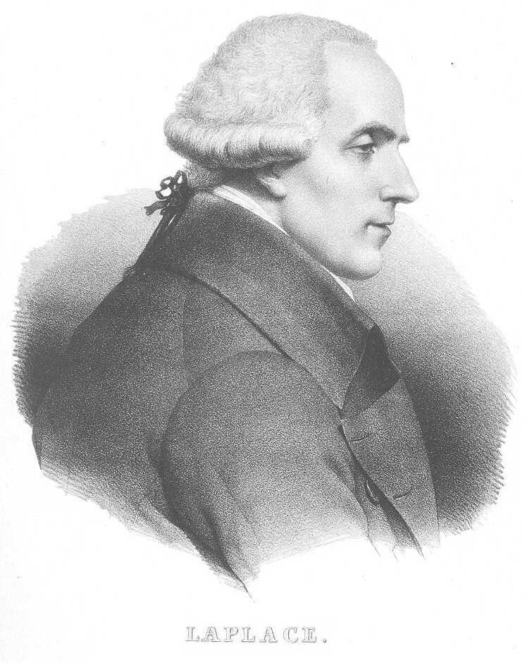Laplace Pierre Simon Marquis de