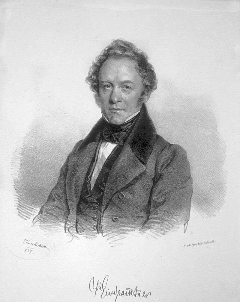 Lindpaintner Peter Joseph von