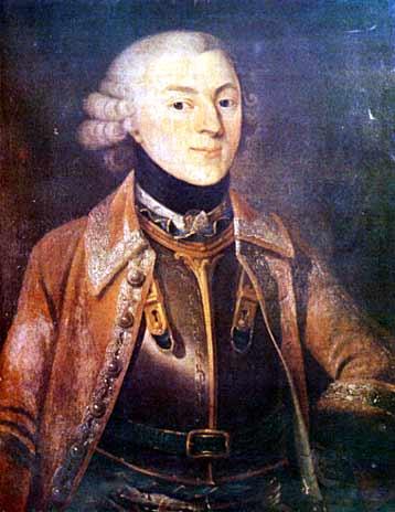 Linprun Johann Georg Dominikus von