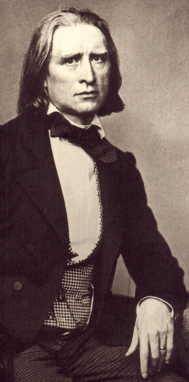 Liszt Franz