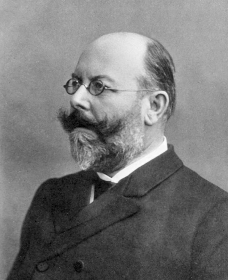 Löffler Friedrich August Johannes