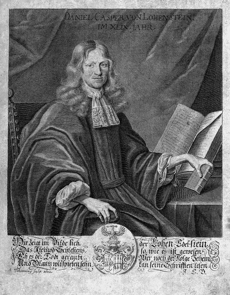 Lohenstein Daniel Casper von