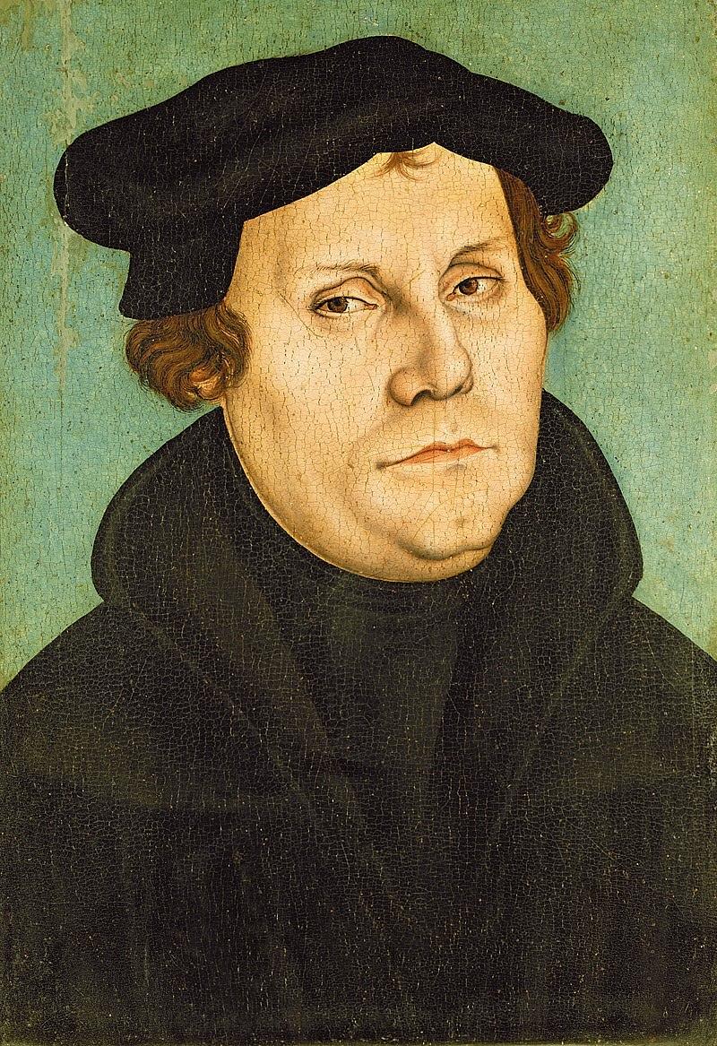 Luther   Martin Reformation, Protestanten, Reformator