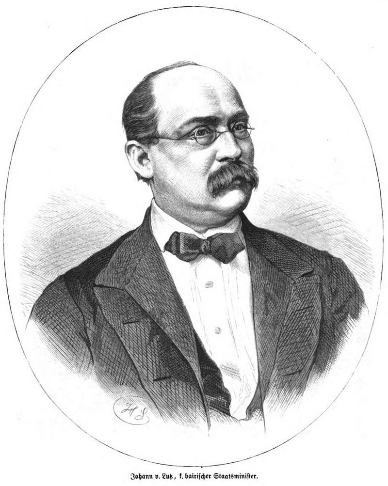 Lutz Johann von
