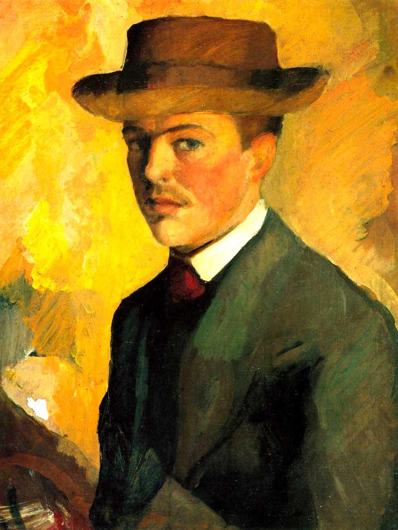 Macke August Blauer Reiter, Fauves