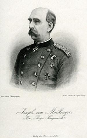Maillinger Joseph Maximilian von