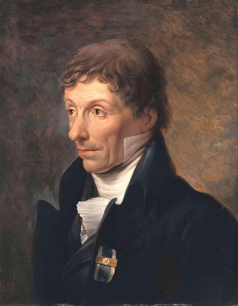 Mannlich Johann Christian von
