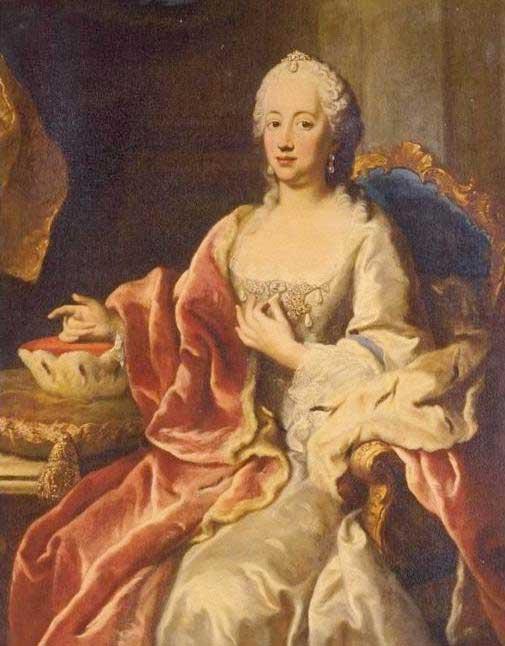 Herzogin Maria Anna in Bayern