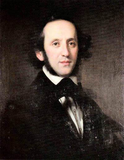 Mendelssohn-Bartholdy Felix