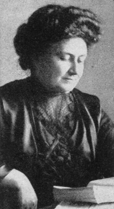 Montessori  Maria