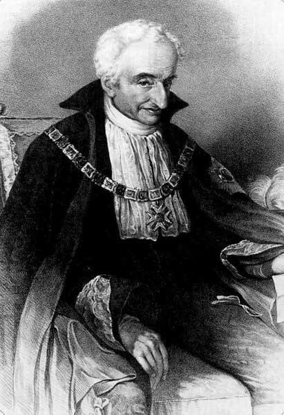 Montgelas Maximilian Graf von
