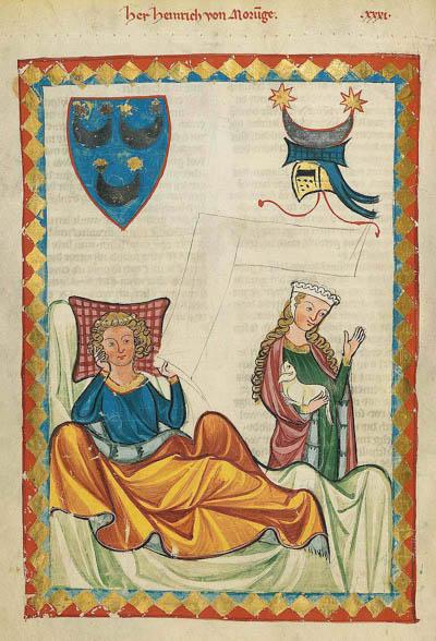 Morungen Heinrich von