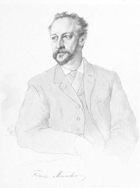 Muncker Franz