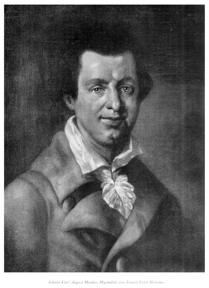 Musäus Johann Karl August