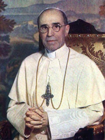 Papst Pius XII.  Eugenio Pacelli