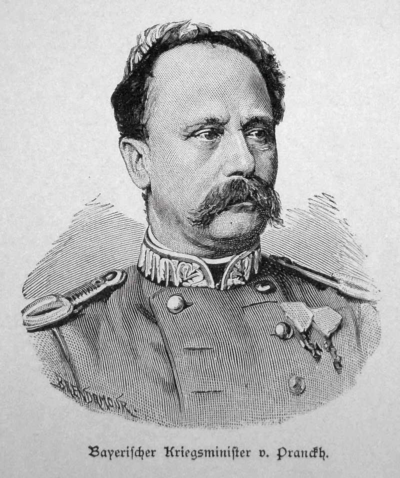 Pranckh Siegmund Freiherr von