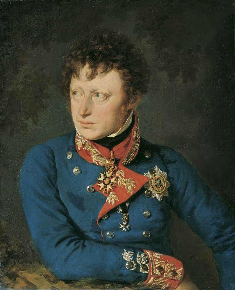 Raglovich Clemens Graf von