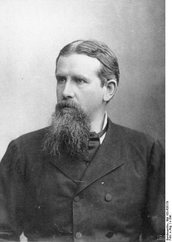 Ratzel Friedrich