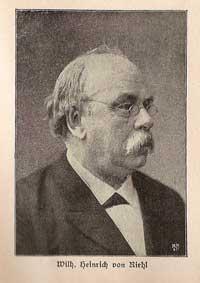 Wilhelm Heinrich von Riehl