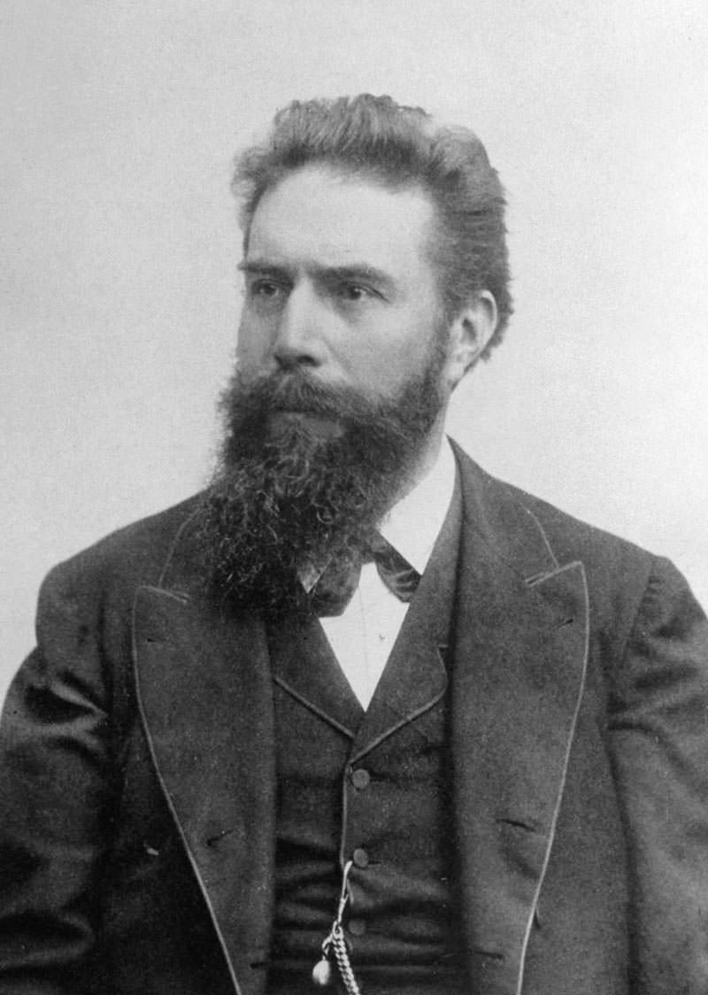 Röntgen Wilhelm Conrad