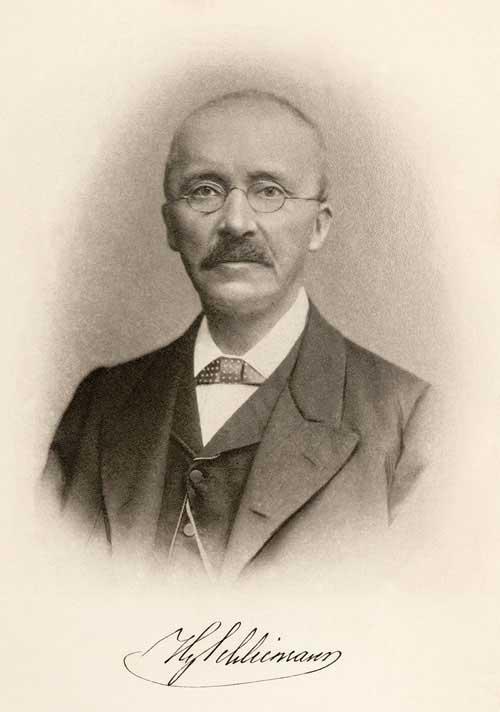 Schliemann Heinrich