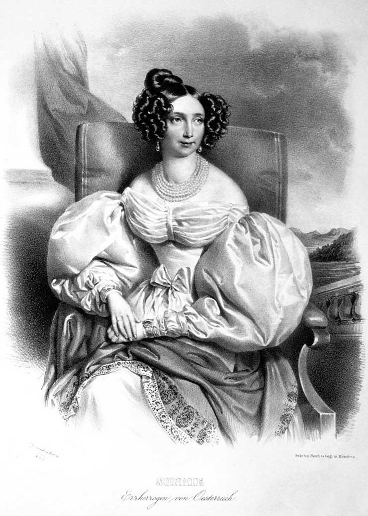 Prinzessin Sophie Friederike von Bayern